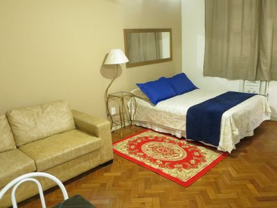 Photo for COMPLETE APT in front of IPANEMA METRO