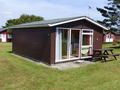 Photo for CHALET 117, family friendly, with a garden in St Merryn, Ref 955712