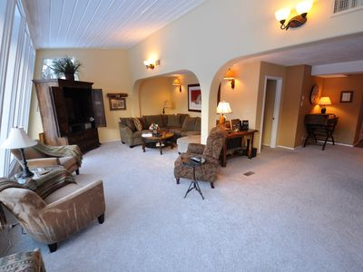 Photo for Beautiful East Vail Creekside Home #5135 w/ Hot Tub