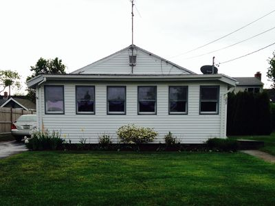 Photo for Clean Cozy Cottage, great location, walk to the beach!