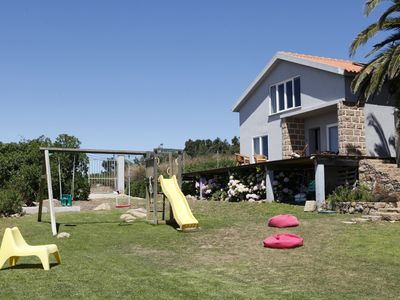 Photo for Mira Guincho House With see View and Garden