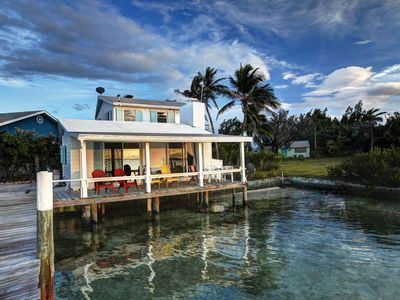 Photo for Charming Artist's Waterfront Home With Dock