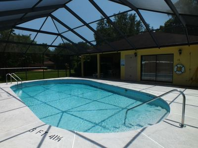 Photo for House in Palm Coast with Parking, Internet, Washing machine, Air conditioning (130921)