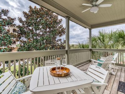 "Photo for ""Happy Hour on 30A"" Seacrest Vacation Rental Just Steps From Beach Access & Pool"