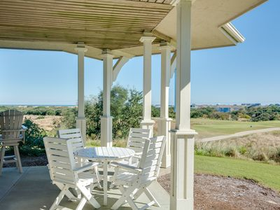 Photo for Dune Time: 3 BR / 3 BA condo in Corolla, Sleeps 8