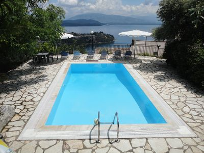 Photo for Holiday Villa In Kalami With Private Pool
