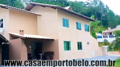 Photo for HOUSE C / AIR, HYPERCOMMIBLE, A FEW METERS FROM THE BEST BEACHES OF PORTO BELO