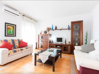 Photo for Apartment in Seville with Internet, Lift, Parking, Balcony (494494)
