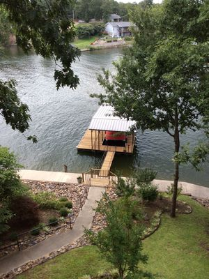 Photo for NEW LISTING! Great for Kids! Located on a Spacious Cove off the Main Channel.