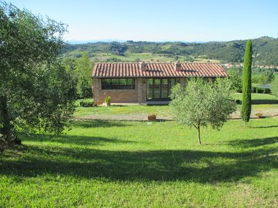 Photo for Private, country-house with infinity pool near Firenze, Pisa, Lucca e Siena