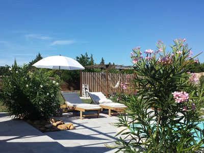 Photo for Ideally located between Alpilles, Lubéron, Camargue and Occitanie