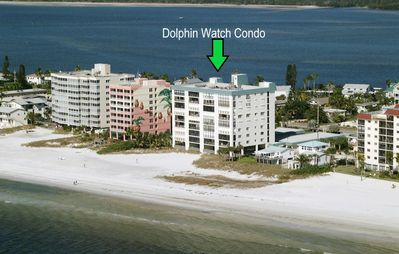 Photo for Dolphin Watch 504 Direct Beachfront 3 /2 Corner Condo Fresh & New | Monthly Only
