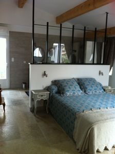 Photo for THE IMPASSE IN CAMARGUE; Luxury cottage.