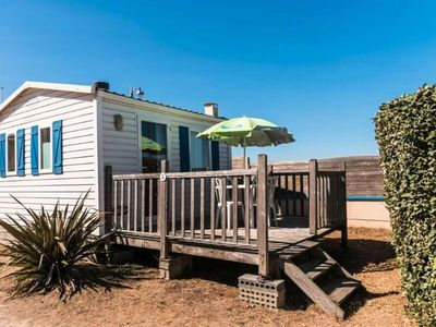 Photo for Camping du Bord de Mer *** - Mobile home 2 Rooms 2 People