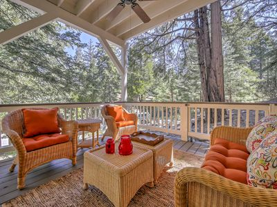Photo for Amazing Lake Arrowhead Home Surrounded by Nature!