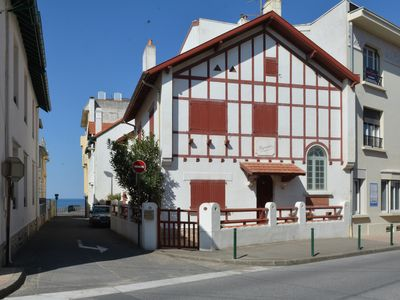 Photo for Large family home in town, area Cote des Basque in  BIARRITZ