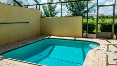 Photo for Private Pool, Minutes To Disney, Windsor Hills Resort, Free Resort Amenities!