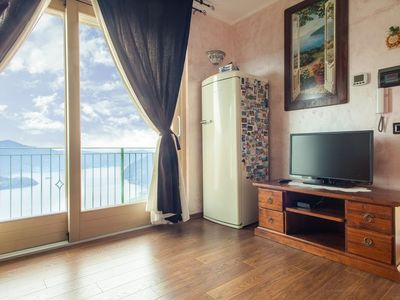 Photo for 1BR Apartment Vacation Rental in Parzanica, Lombardia
