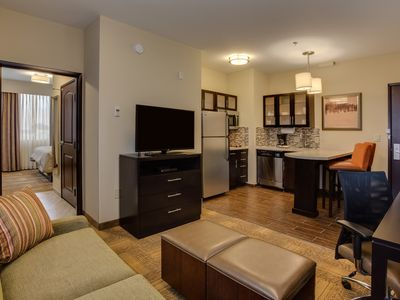 Photo for King Suite Near ATL | Free Breakfast + 24h Business Center!