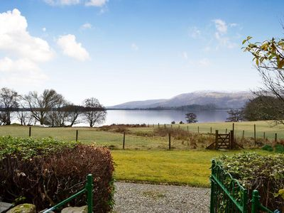 Photo for 3 bedroom accommodation in Rowardennan, near Balamaha