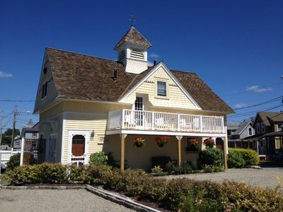 Photo for MIDWEEK SPECIAL!! Beautiful Victorian Carriage House w/ Private Beach-  $1200