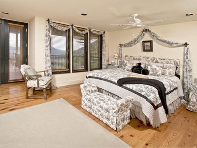 majestic create your own bedroom games. Antoinette King size bedroom with private bathroom  Majestic Mountain Chateau 20 mile view VRBO