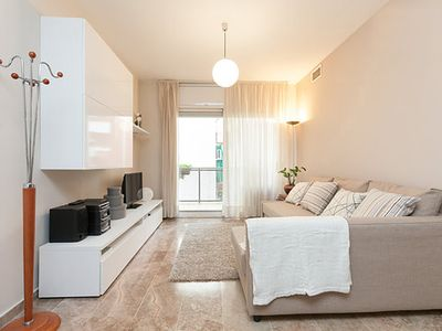 Photo for Nice And Cozy Apartment Les Corts, WiFi