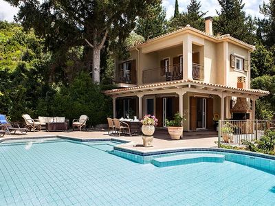 Photo for Spacious and Luxurious Villa 3 bedroom Villa with Private Pool sleeps upto 6 People.