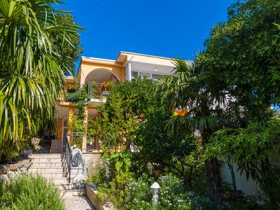 Photo for With sea view in central location - Holiday home Goran