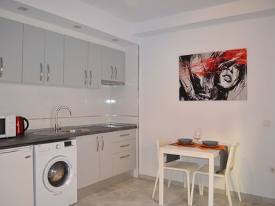 Photo for Apartment in Fuengirola Old Town Near The Beach With Private Parking