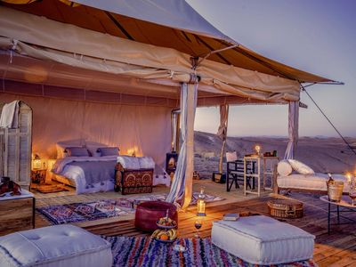 Photo for Agafay desert luxury camp