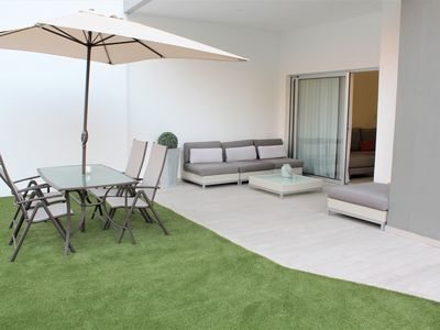 Photo for Great 2 bd apartment with amazing terrace