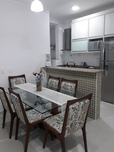 Photo for Beautiful Apartment with Complete Leisure 100 meters from the most popular beach of Ubatuba