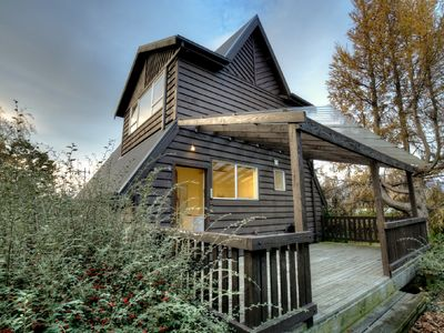 Photo for Charismatic and modern retreat | Unparalleled views | Light, bright and warm