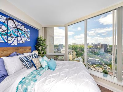 Photo for RATE DROP! - Clean and Sanitized - Elegance in Yorkville (Yonge & Bloor)