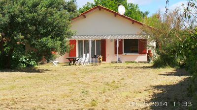 Photo for ideal 120m² house for 8 people 2 couples with children or large family