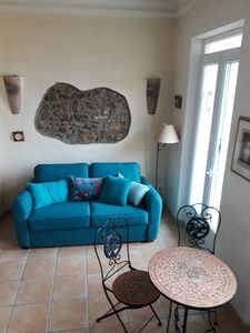 Photo for Charming and cosy with lovely view in Le Suquet