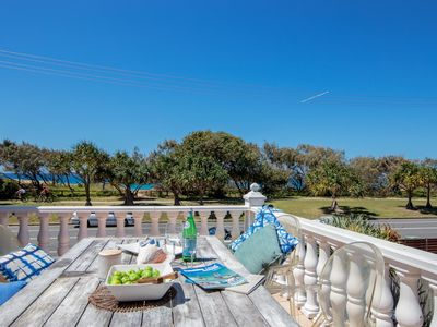 Photo for Villa by the Beach - Pet Friendly Beachside Living