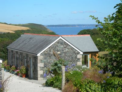 Photo for 1BR Cottage Vacation Rental in Porthallow
