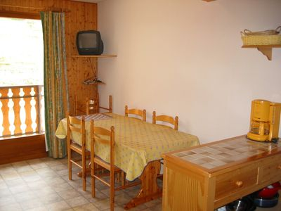 Photo for COL-EDE-B19 : 2 rooms duplex at the start of hiking trails