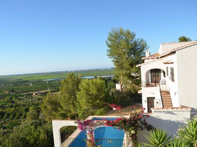 Photo for Villa 6 persons with private pool Costa Blanca Spain
