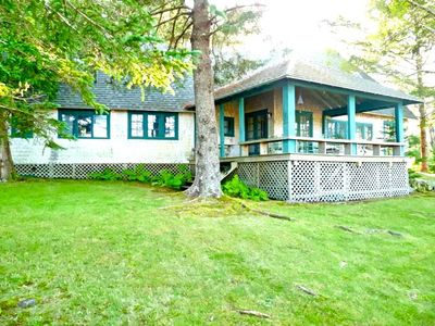 Photo for Connor Cove Cottage:  Secluded 6 bedroom charming escape