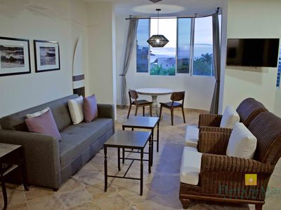 """Photo for """"Marietas"""", One bedroom Apartment, Walk to Beach and restaurants."""
