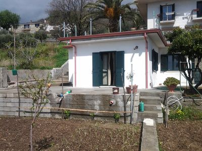 Photo for detached house with large terrace and garden equipped with all comforts