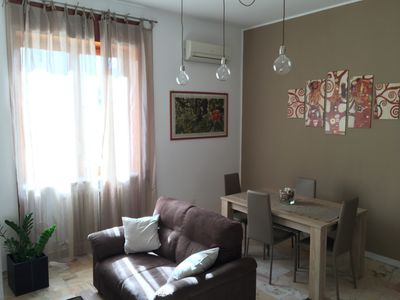 "Photo for ""FraSi"" central and quiet apartment"