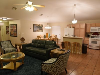 Photo for Conveniently Located, Spacious Home...Just Minutes From All The Action!