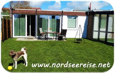 Photo for Holiday on the North Sea - the beach and centrally located in Bensersiel