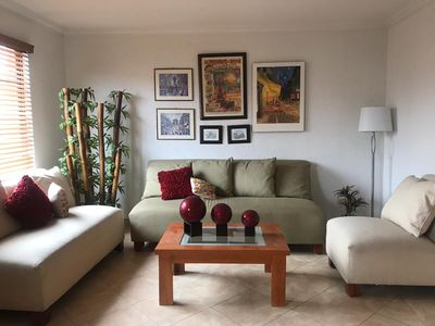Photo for Apartment for 6, fully equitable in Queretaro downt