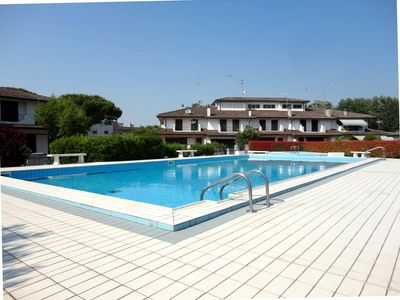 Photo for Holiday house in a holiday complex with pool