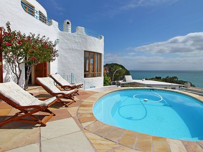 Photo for Villa in Gordons Bay with views and private pool